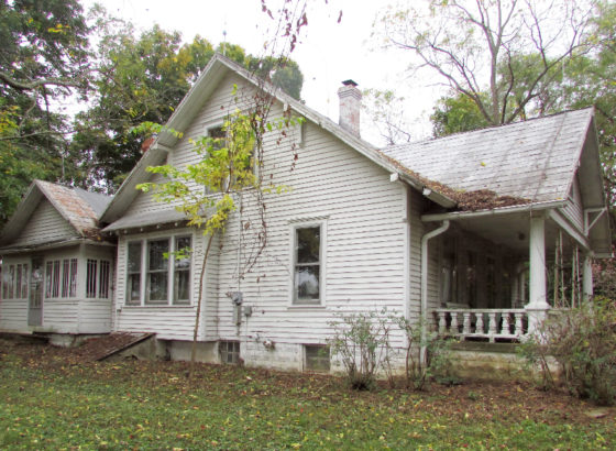 Mitsch Farm bungalow, Floyd County