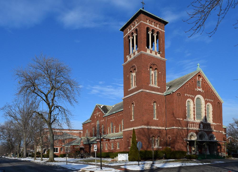 Sacred Heart Church, Whiting