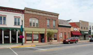 Corydon Historic District