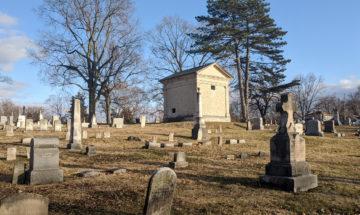 Greenbush Cemetery Lafayette