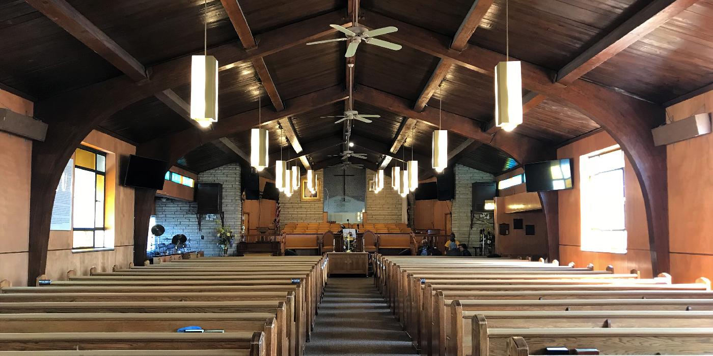 Mt. Zion Church Hammond