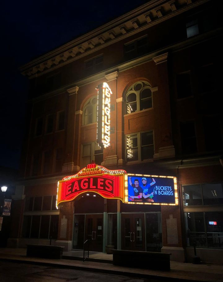 Eagles Theater Wabash