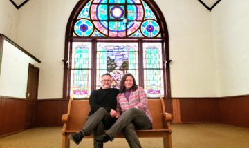 Ligonier temple new owners