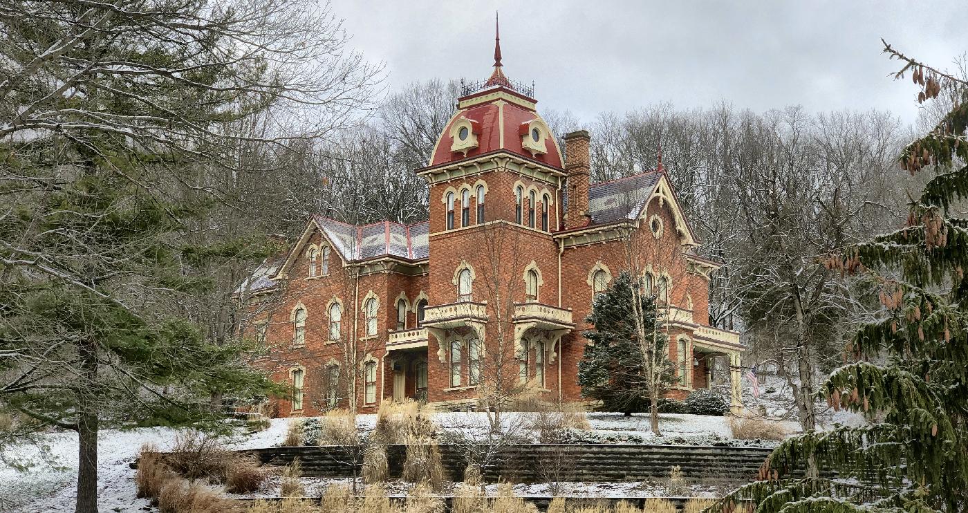 Schenck Mansion, Vevay
