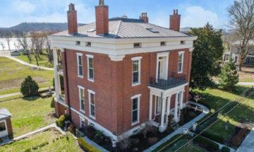 Ulysses P Schenck House, Vevay