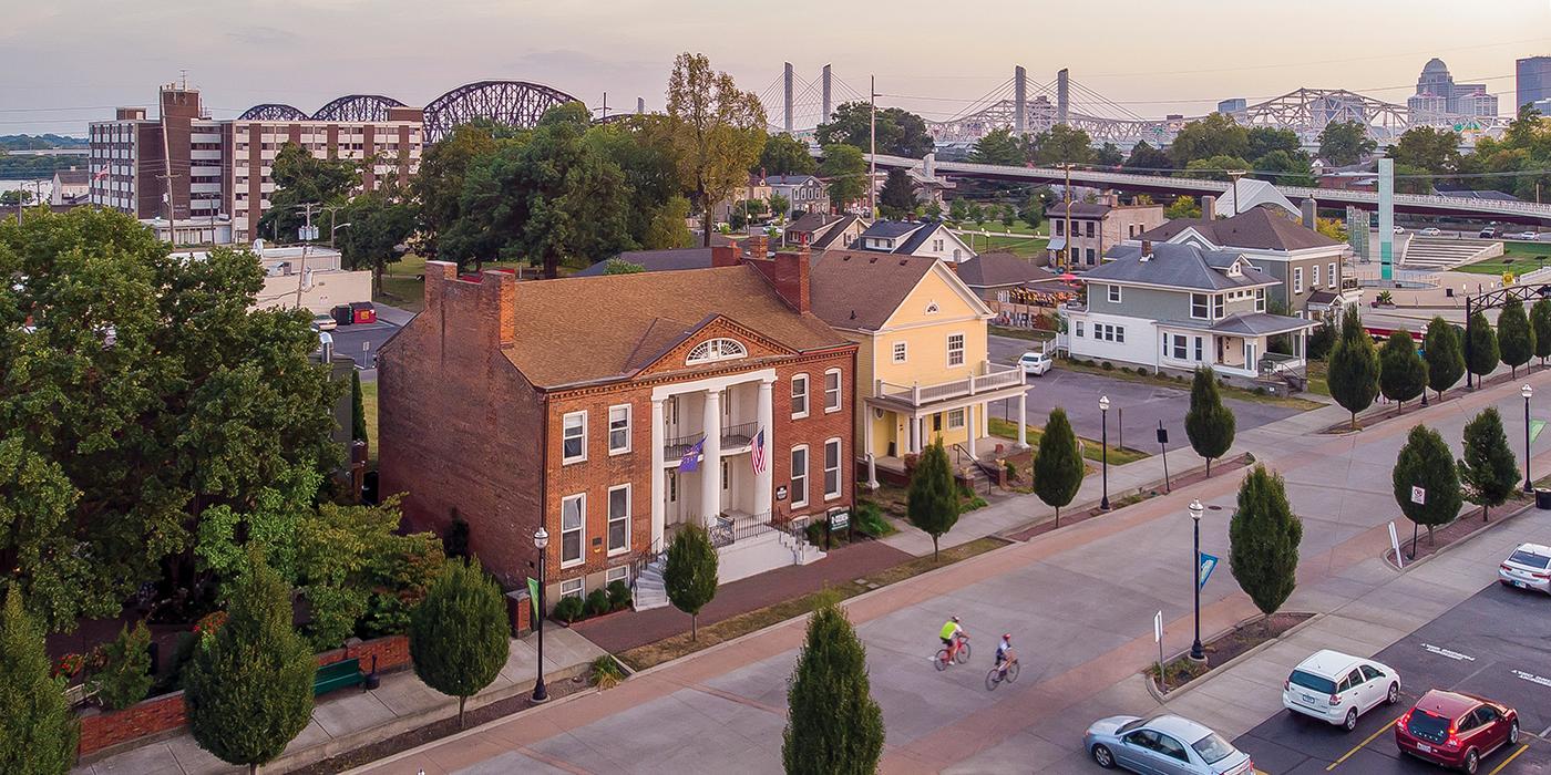 Downtown Jeffersonville