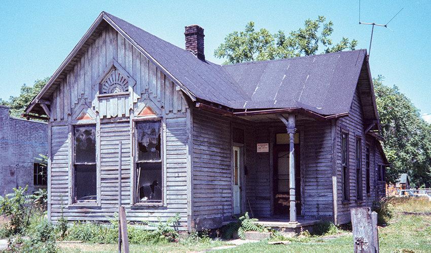 Lockerbie neighborhood historic, Indianapolis