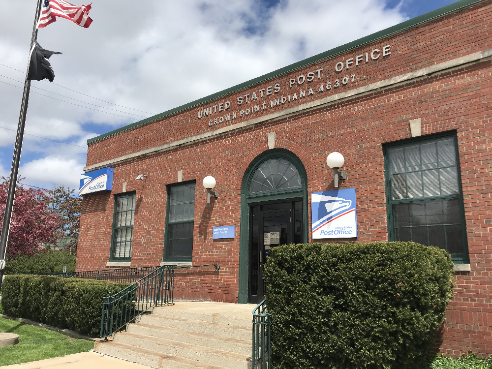 Crown Point Post Office