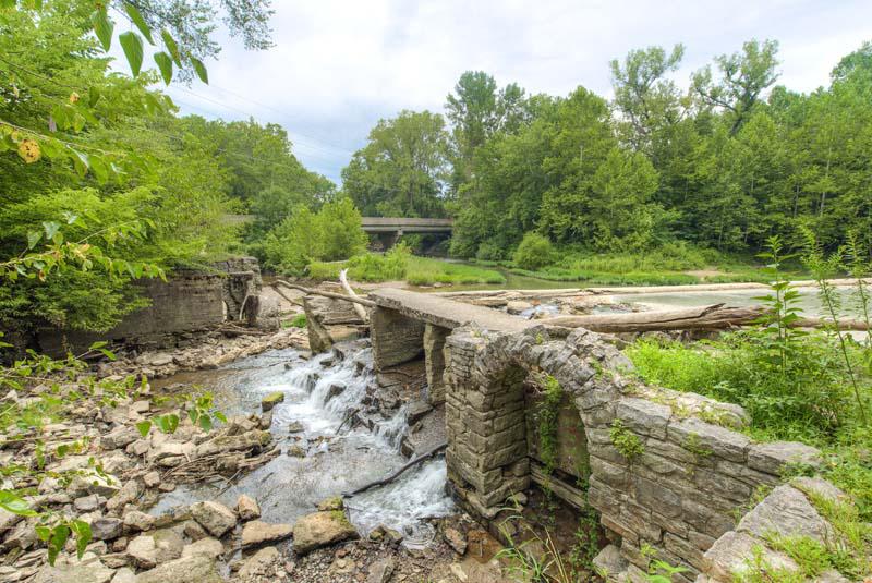 Markle Mill, Mill Dam Road, Terre Haute