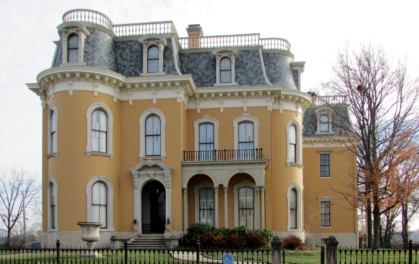 Culbertson Mansion, New Albany