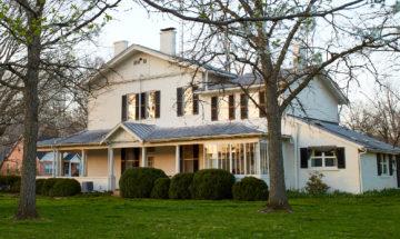 Grisard House, Vevay
