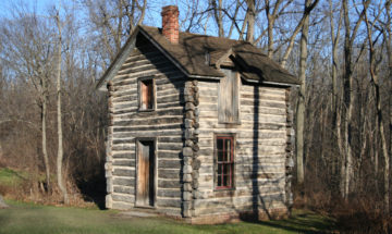 Bailly Log Cabin, Indiana Dunes National Park