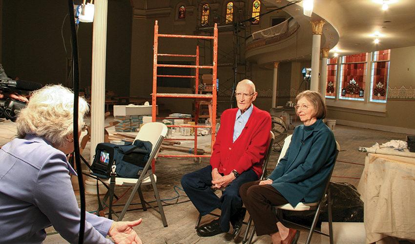 Indiana Landmarks Center documentary