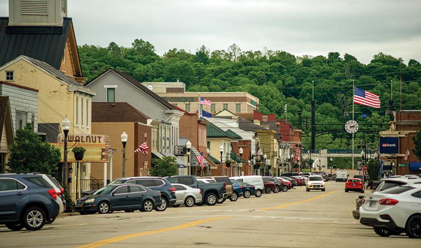 Downtown Lawrenceburg
