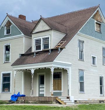 Leavitt House, Vernon