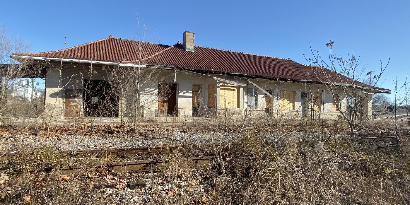 Bedford Monon Depot