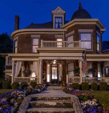 Elwood McGuire House, Richmond