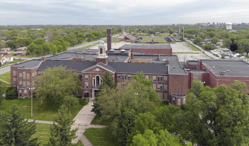 Gary Roosevelt High School