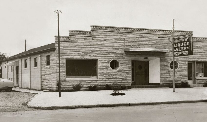 Mates' White Front Tavern Indianapolis