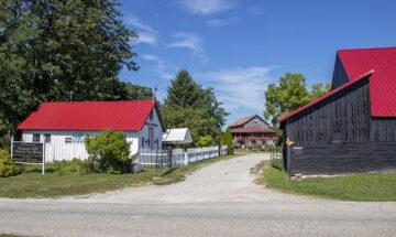 Stream Cliff Farm, Commiskey