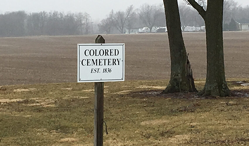 Thorntown Colored Cemetery