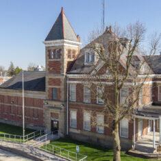 Tipton County Jail Sheriff's Residence