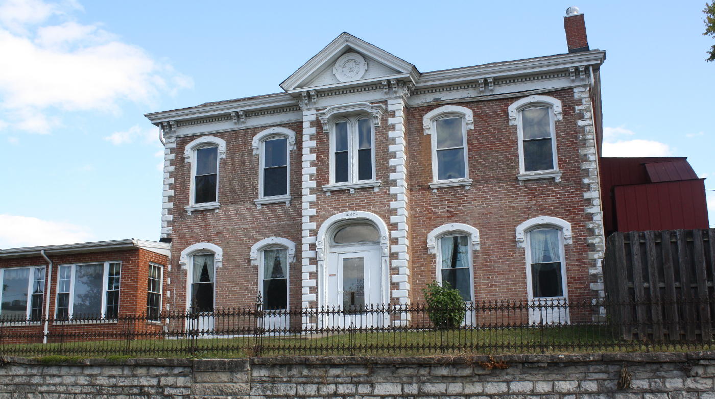 Fries House, Brookville