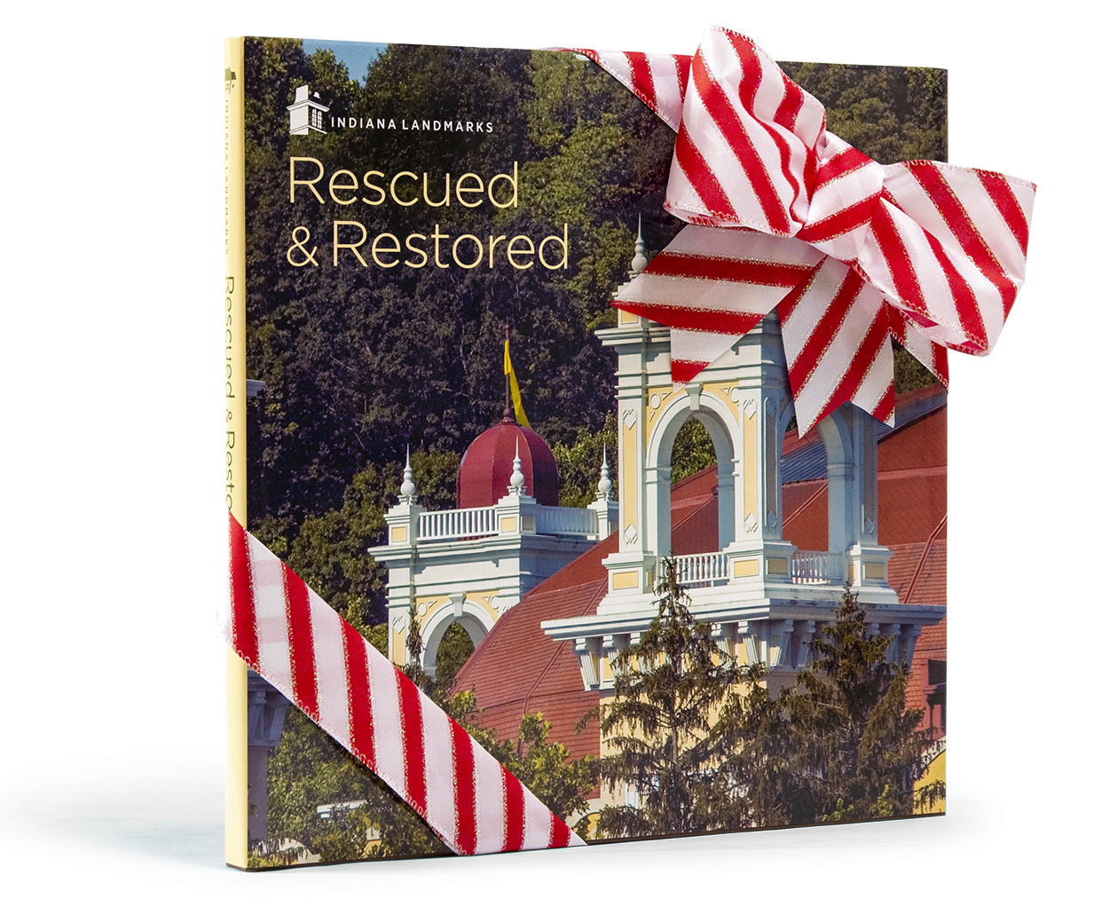 Indiana Landmarks Rescued and Restored Holiday Gift