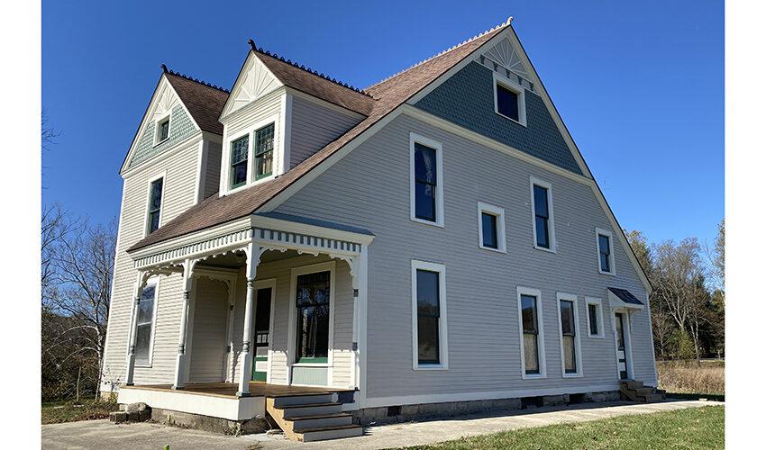 Leavitt House, North Vernon