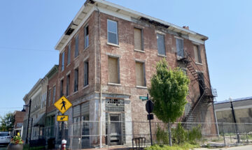 Greathouse Hardware building, North Vernon