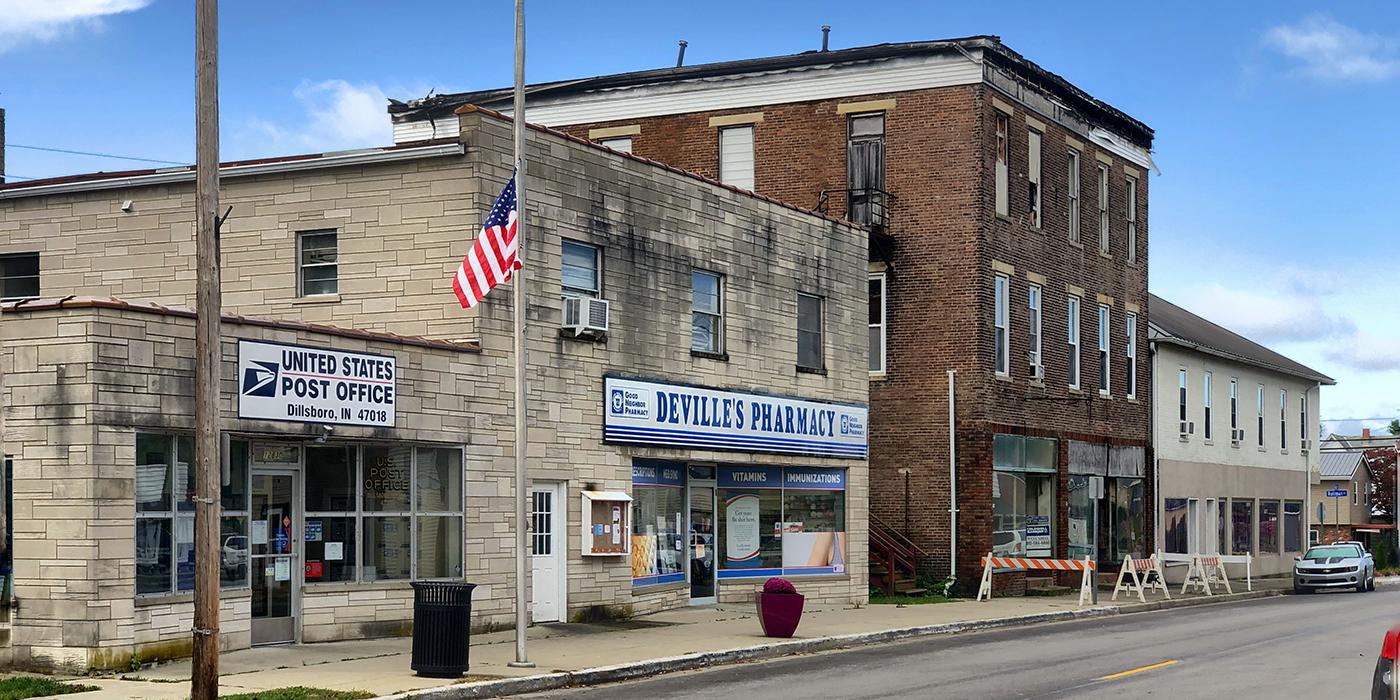 Dillboro Masonic Hall