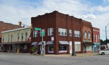 Brownstown Historic District