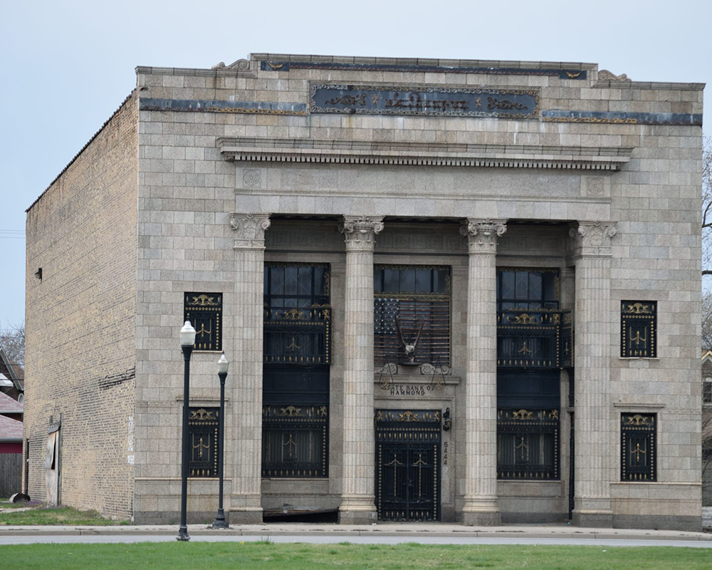 Hammond State Bank building