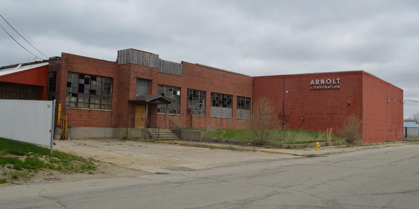 Arnolt Corporation Building - Photo Credit Times-Union - header