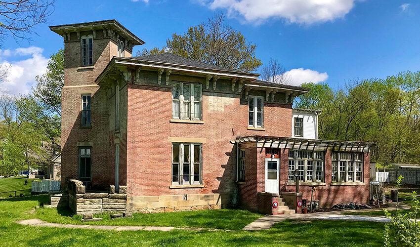Hitchens House, Williamsport