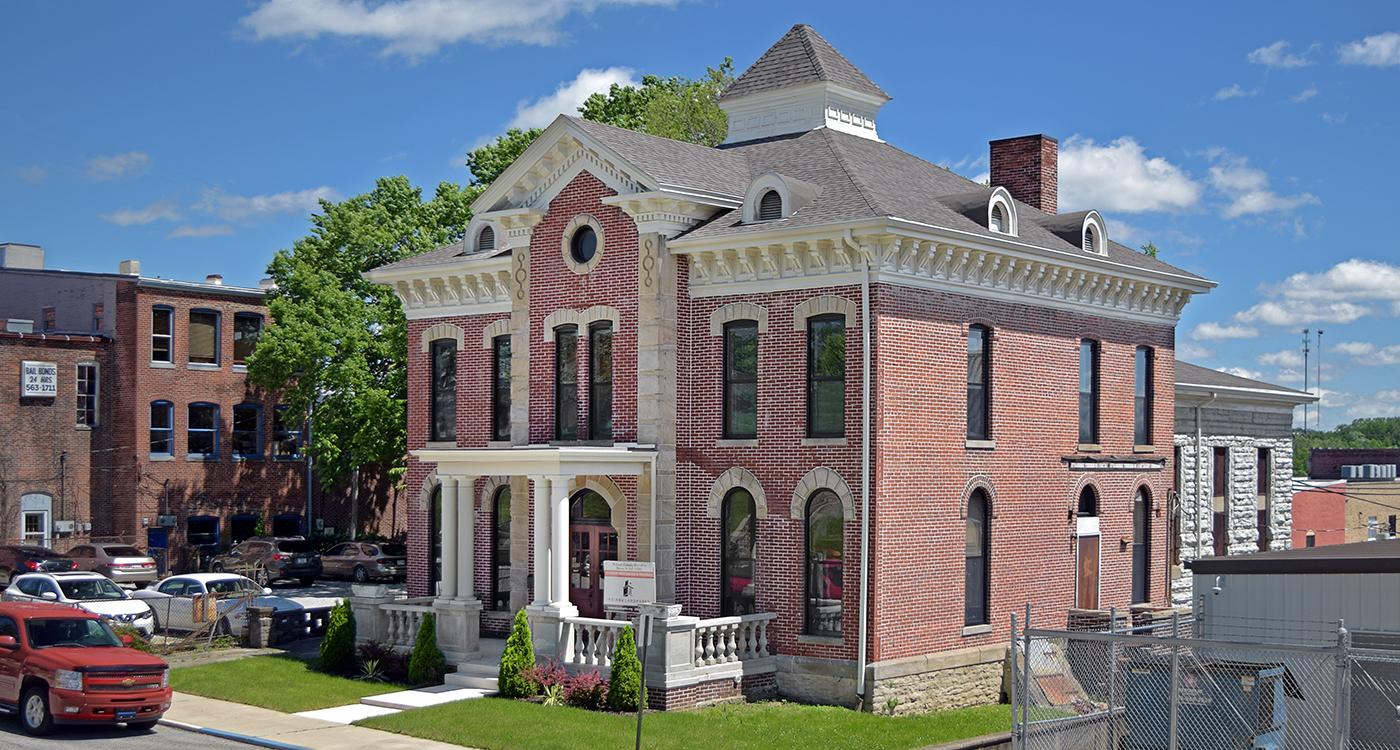Wabash Sheriffs House and Jail