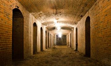 Indianapolis City Market catacombs by Brandon Knapp