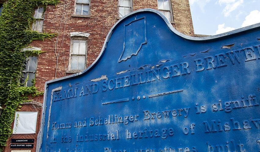 Kamm Schellinger Brewery, Mishawaka