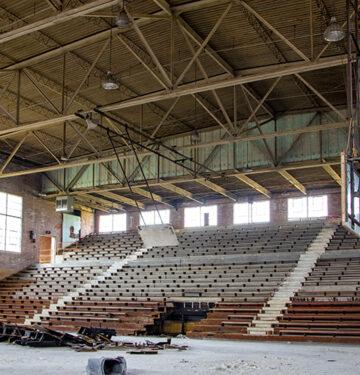 Shields Gym, Seymour