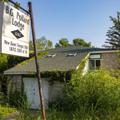 BG Pollard Lodge, Bloomington