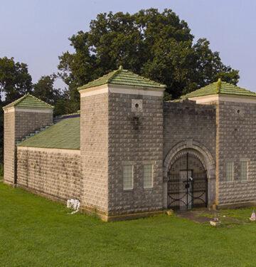 Oxford Mausoleum