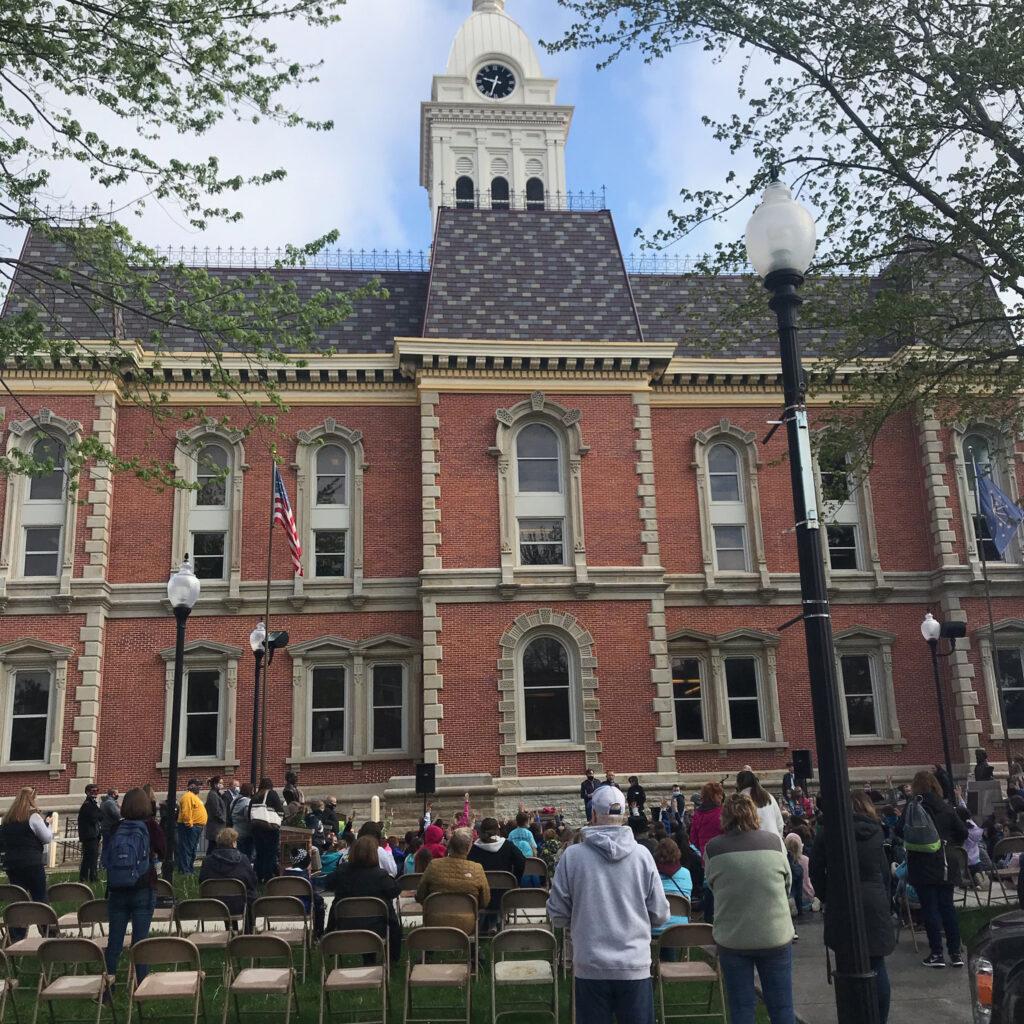 Randolph County Courthouse