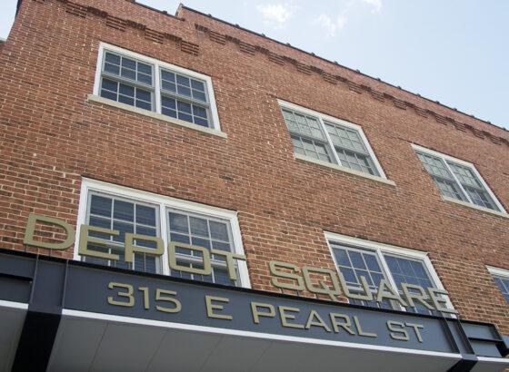 Depot Square Apartments Batesville Romweber