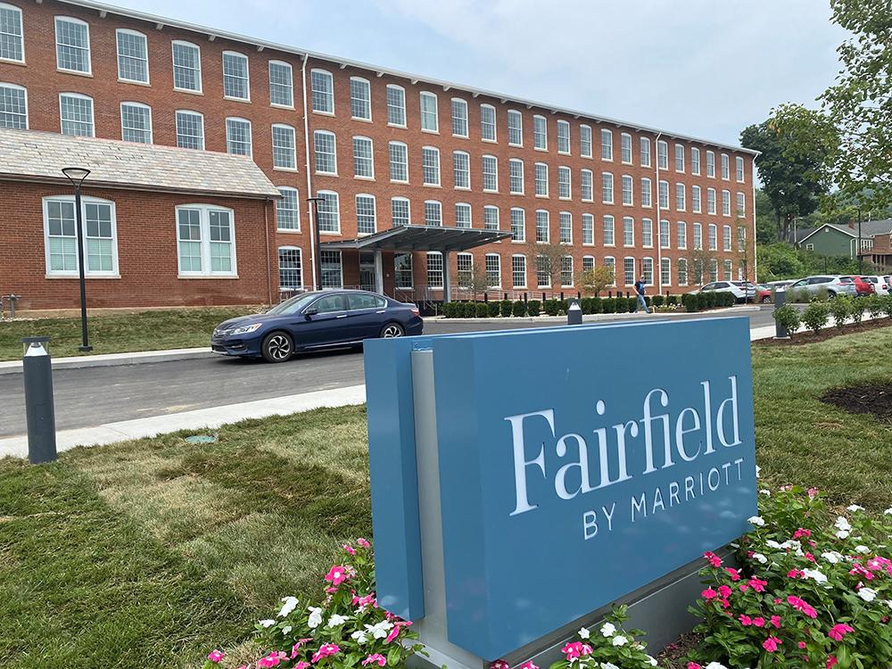 Madison Cotton Mill Fairfield Inn