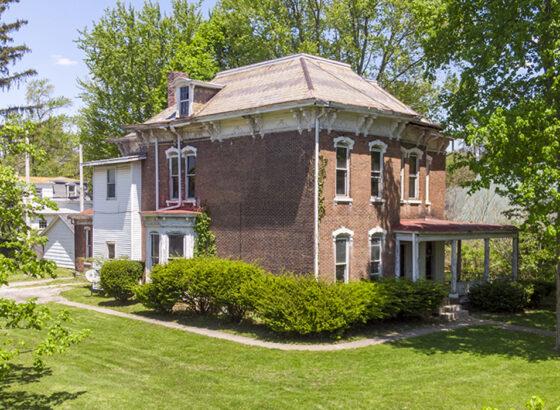 Morse House, 218 Main Street, Wabash